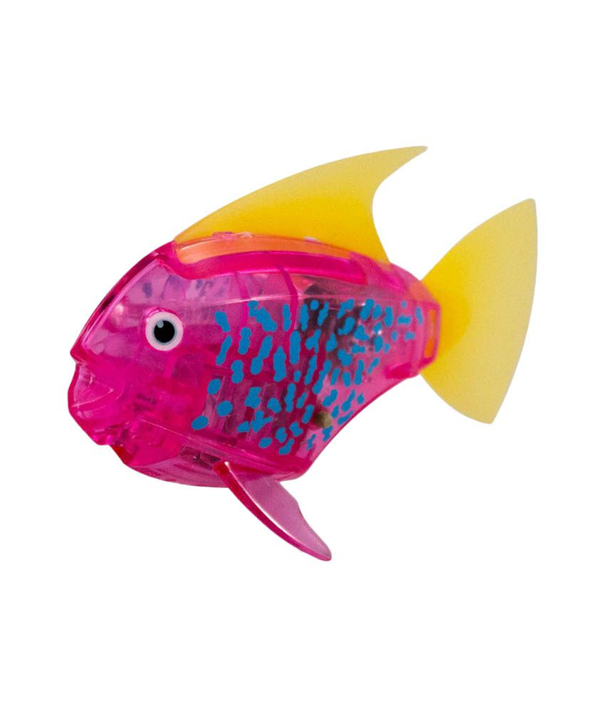 Hexbug smart fish aquabot pink buy hexbug smart fish for Aquabot smart fish