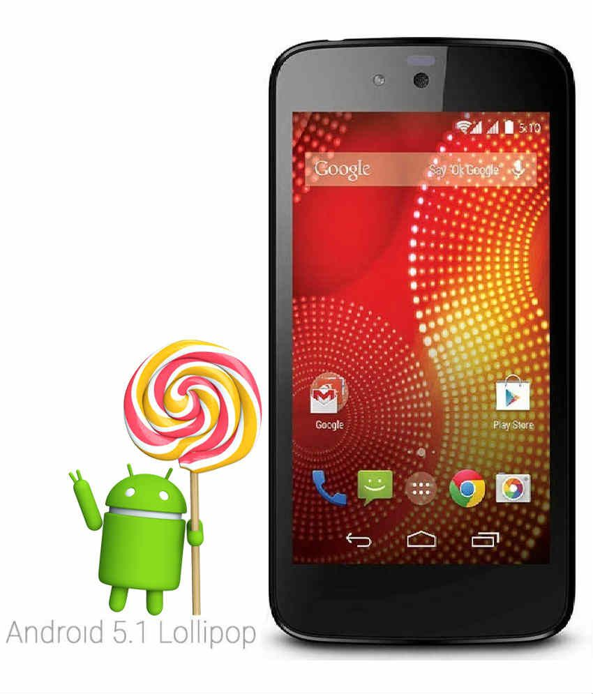 Karbonn Sparkle V Android One White