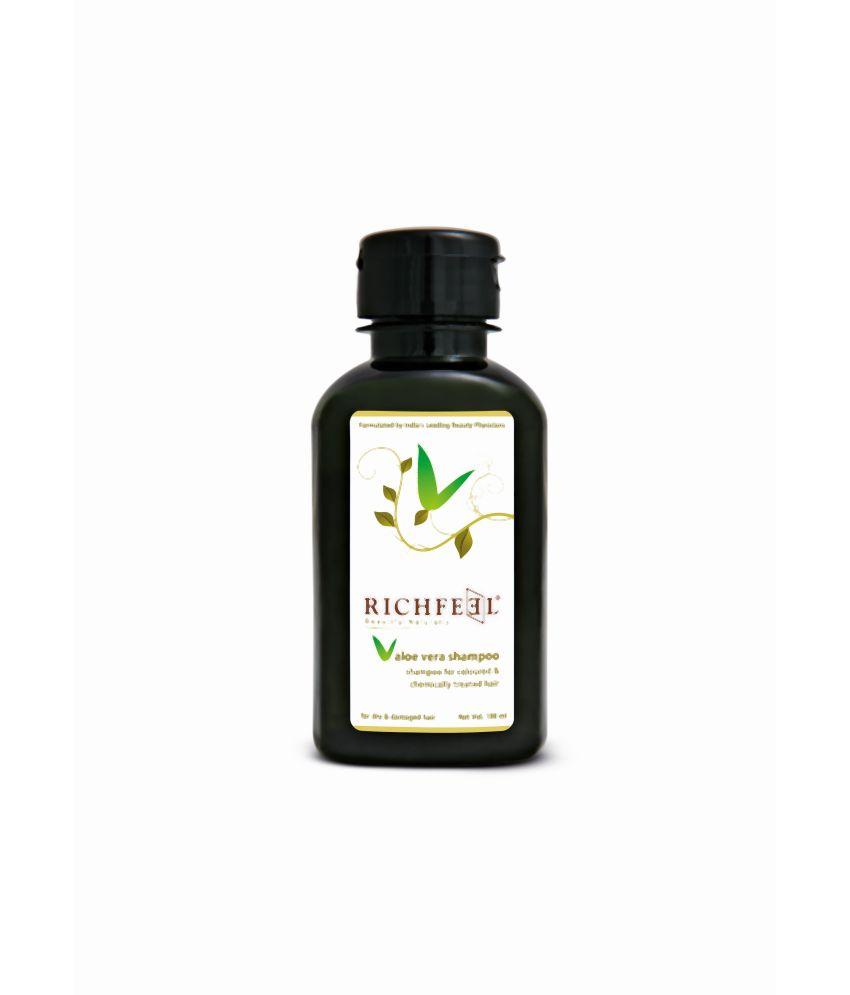 Richfeel Aloe Vera Shampoo 100 ml (Pack Of 3)