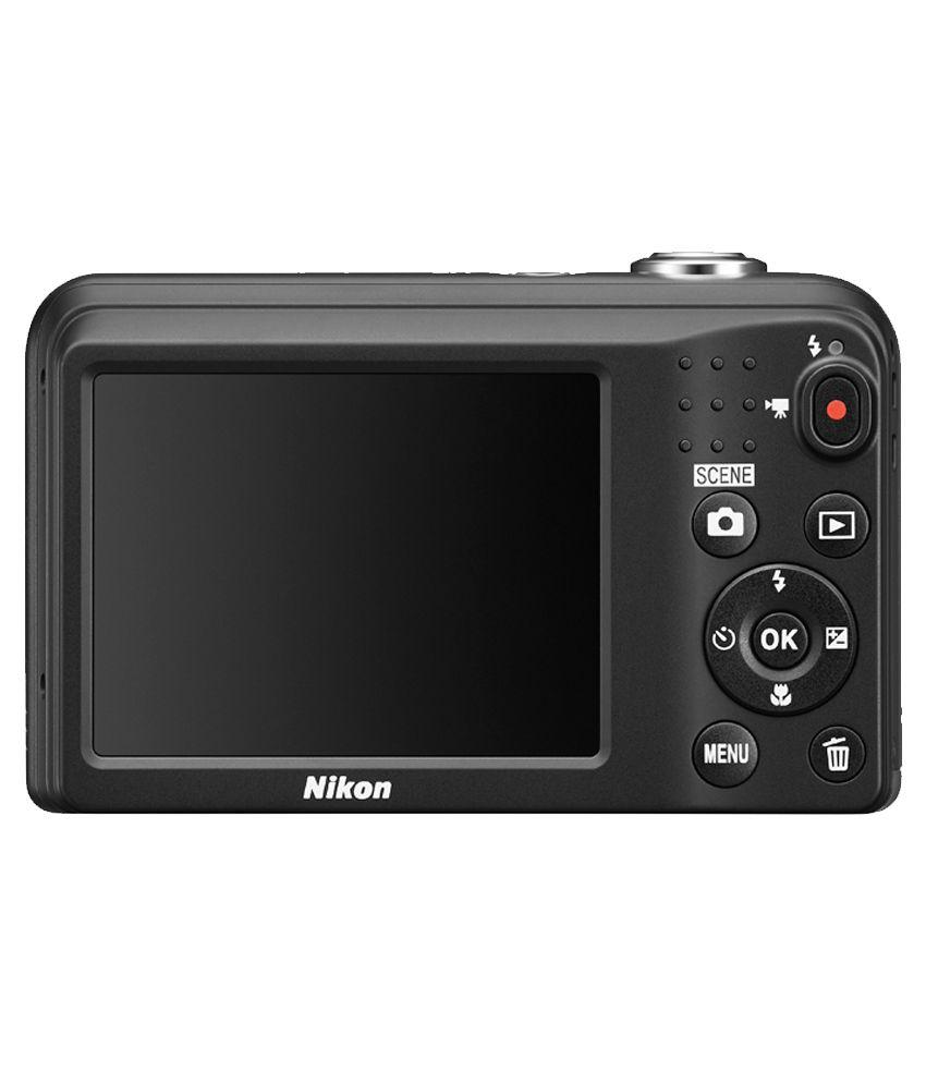 Nikon Coolpix L31 16.1MP Point And Shoot Digital Camera