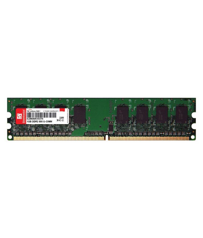 Simmtronics-Desktop-Ram-Ddr2-1-Gb-800mhz