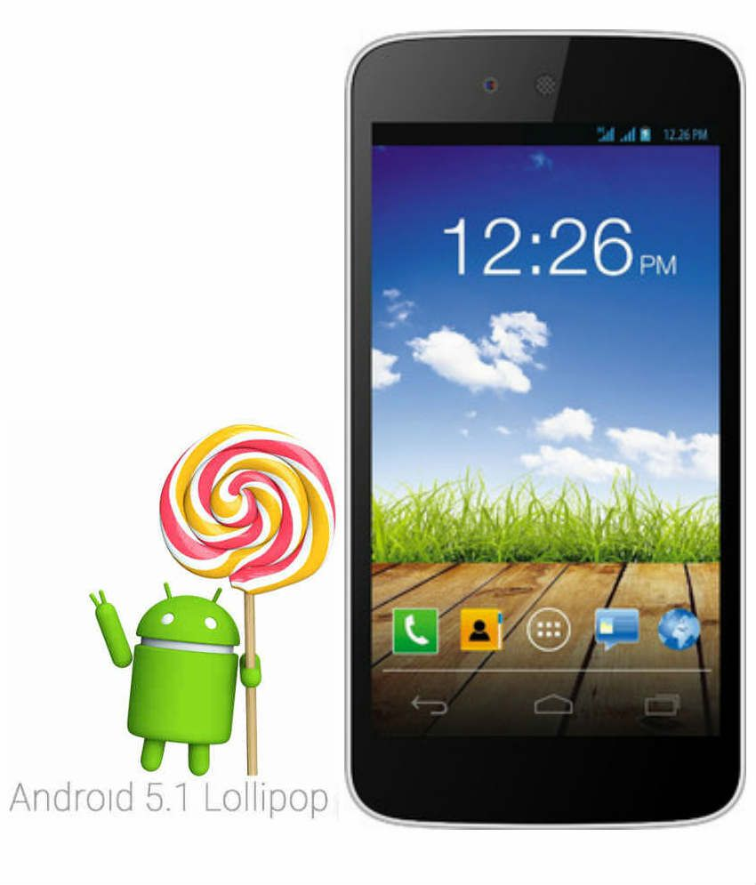 Micromax Canvas A1 (4GB, Magnetic Black)