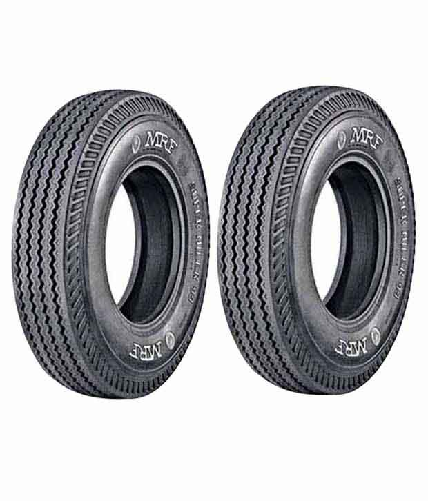 Mrf Supermiler 99 8 25 16 Set Of 2 Buy Mrf Supermiler 99