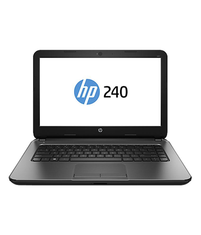 Notebook samsung core i3 4gb 500gb - Hp 240 G3 L1d85pt Laptop 4th Gen Intel Core I3 4gb Ram