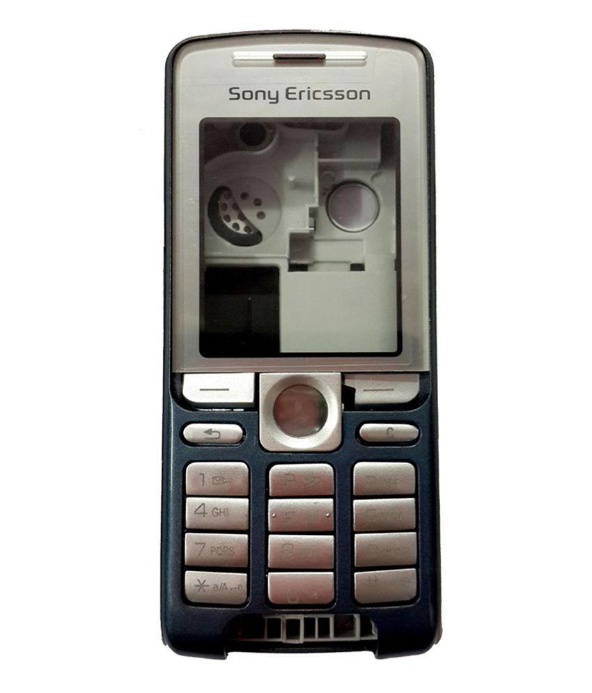 Sony Ericsson K310 Housing Body Panel - Grey