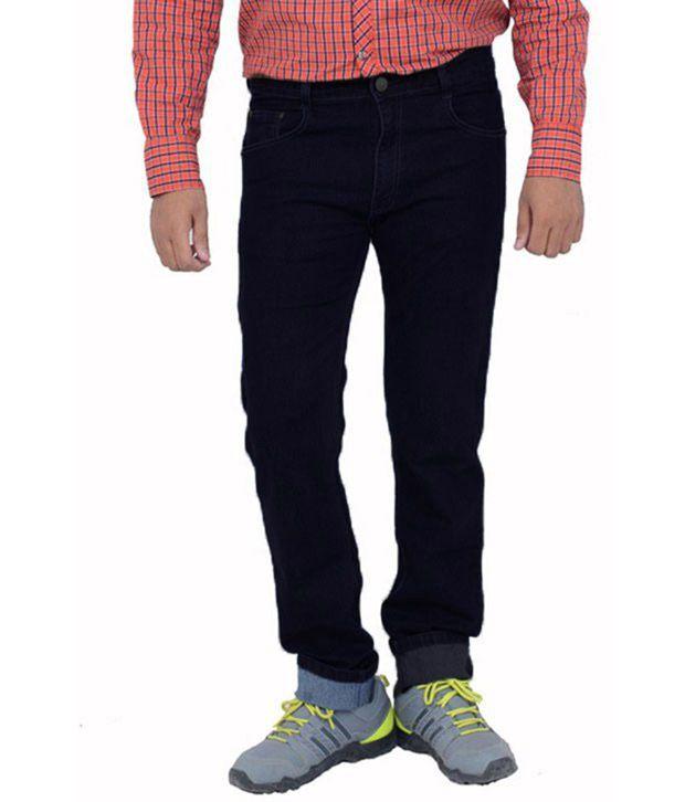 Surrender Blue Regular Fit Jeans