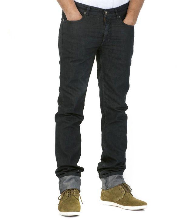 Attitude Blue Slim Jeans