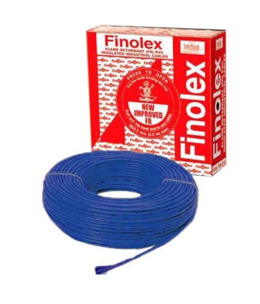 Buy Finolex 4mm FR House Wire Online at Low Price in India - Snapdeal