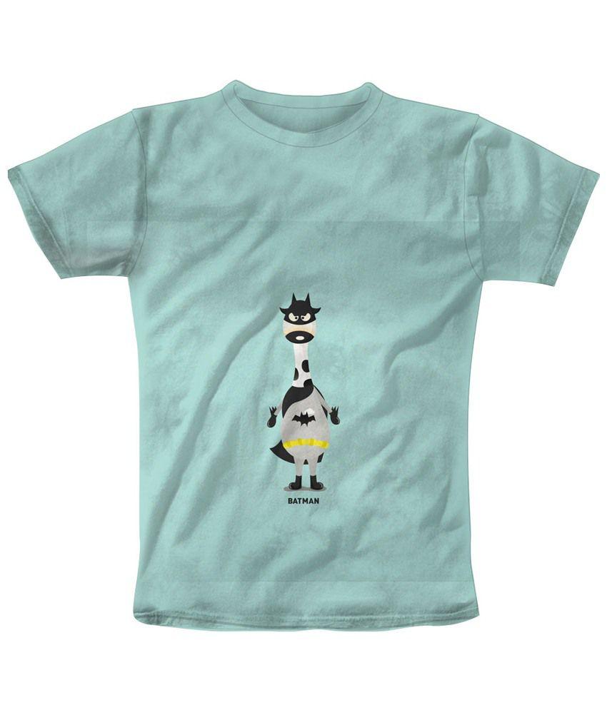 Freecultr Express Blue Batman Another Kind Printed T Shirt