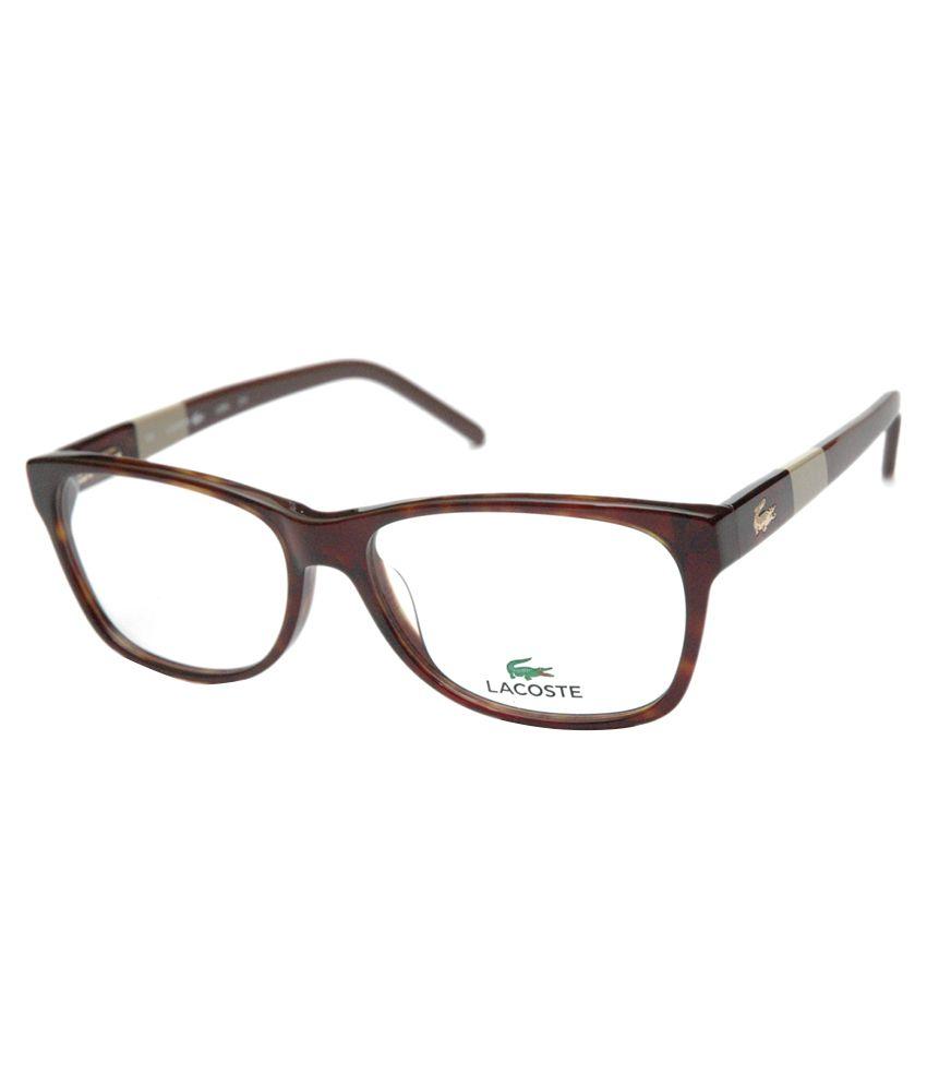 Glasses Frames Unisex : Lacoste L2691_214 Unisex Eyeglasses - Buy Lacoste L2691 ...