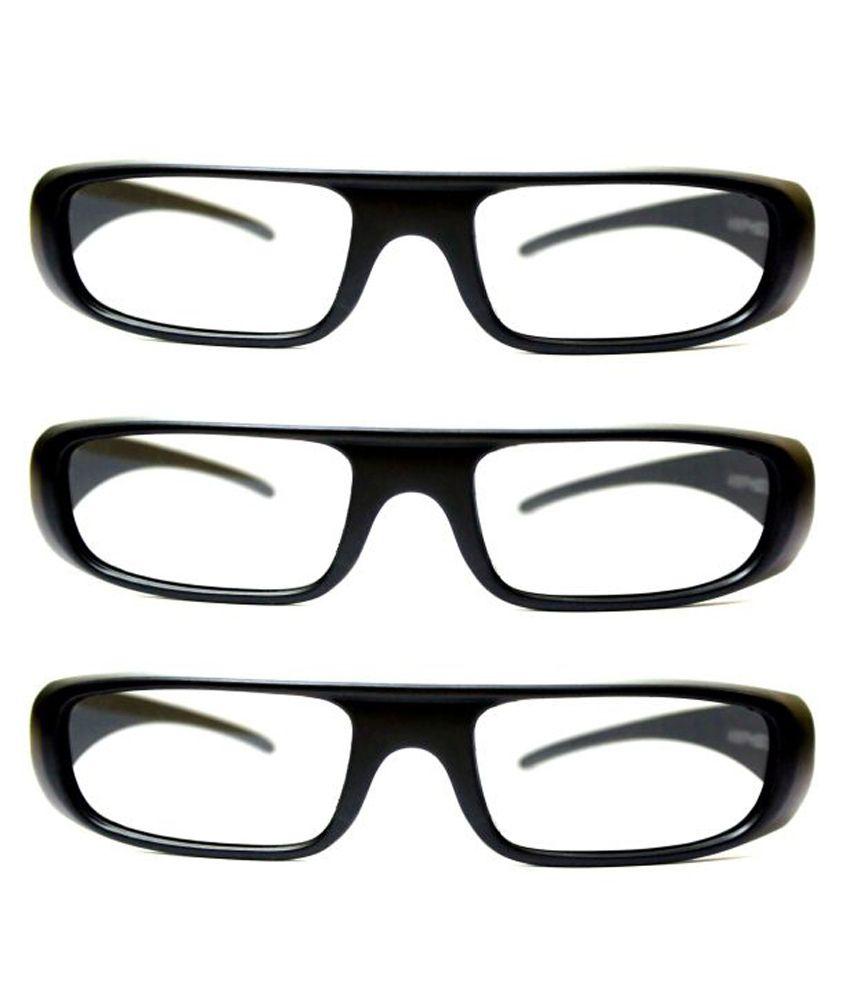 4f8cd294a81 ... Modern 3D Glasses - Passive - For TV   Cinema - DLP Projector -  Circular Polarized ...