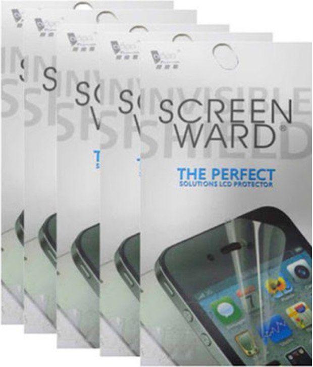 Samsung Galaxy Note Edge N915 Clear Screen Guard by SCREENWARD