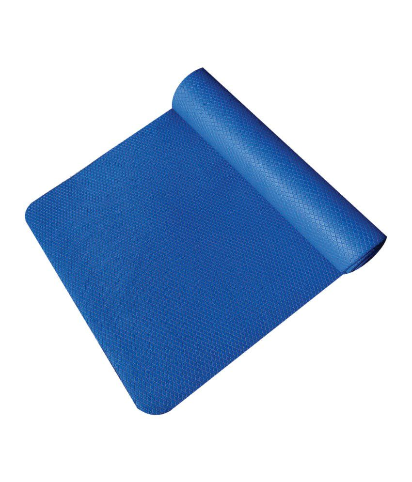 Deemark Blue Yoga Mat Snapdeal Price. Health Deals At