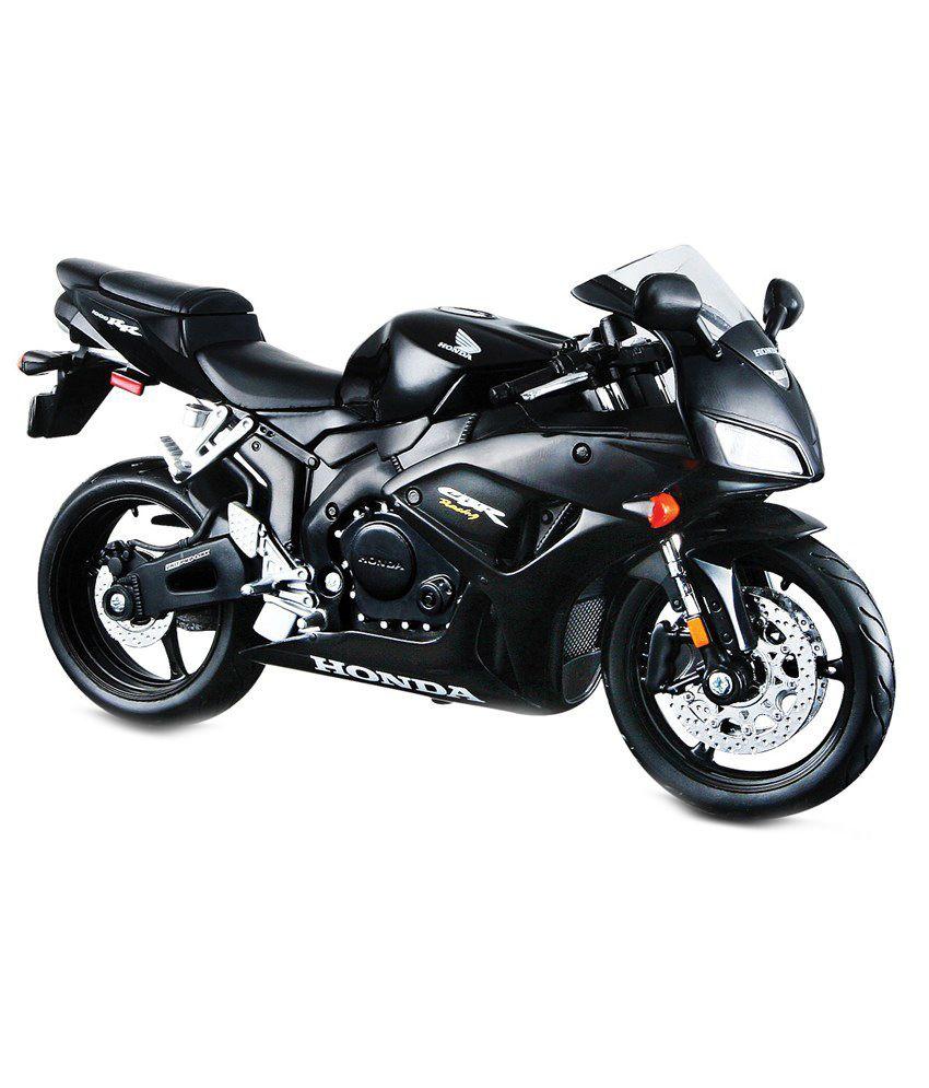 Maisto Black Honda Cbr 1000 Rr Boys Bike Buy Maisto Black Honda
