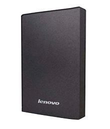 Lenovo 1 TB External Hard Disks Grey