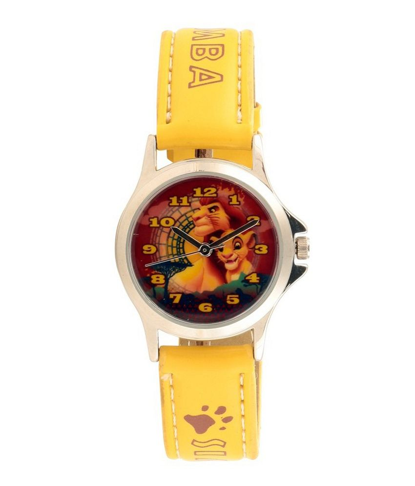 Disney Lion Multi Analog Wrist Watch For Kids