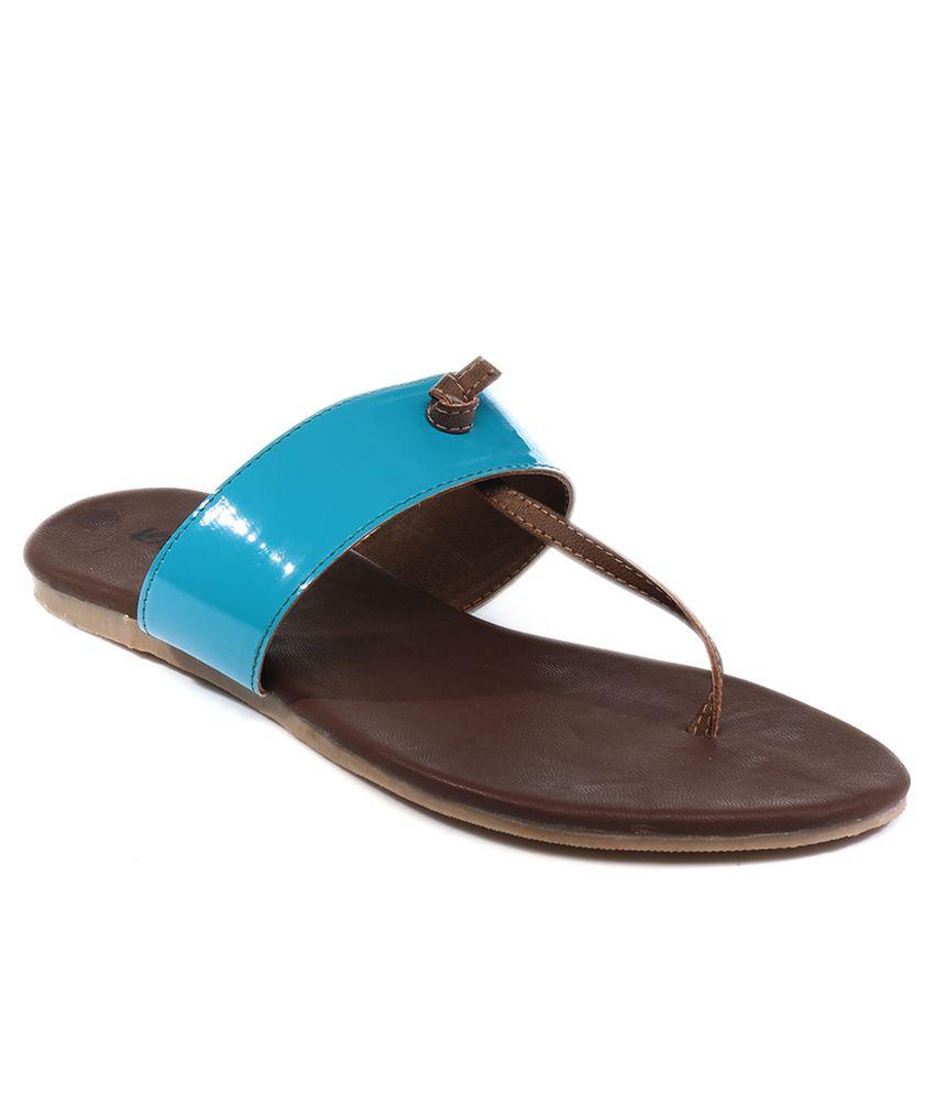 Lavie Blue Flats