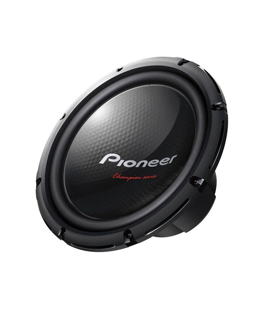 Pioneer-ts-w310d4 Amplifier - 5 Inches