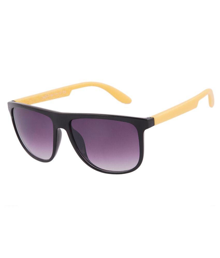 Joe Black - Gray Square Sunglasses ( jb-485-c4 )