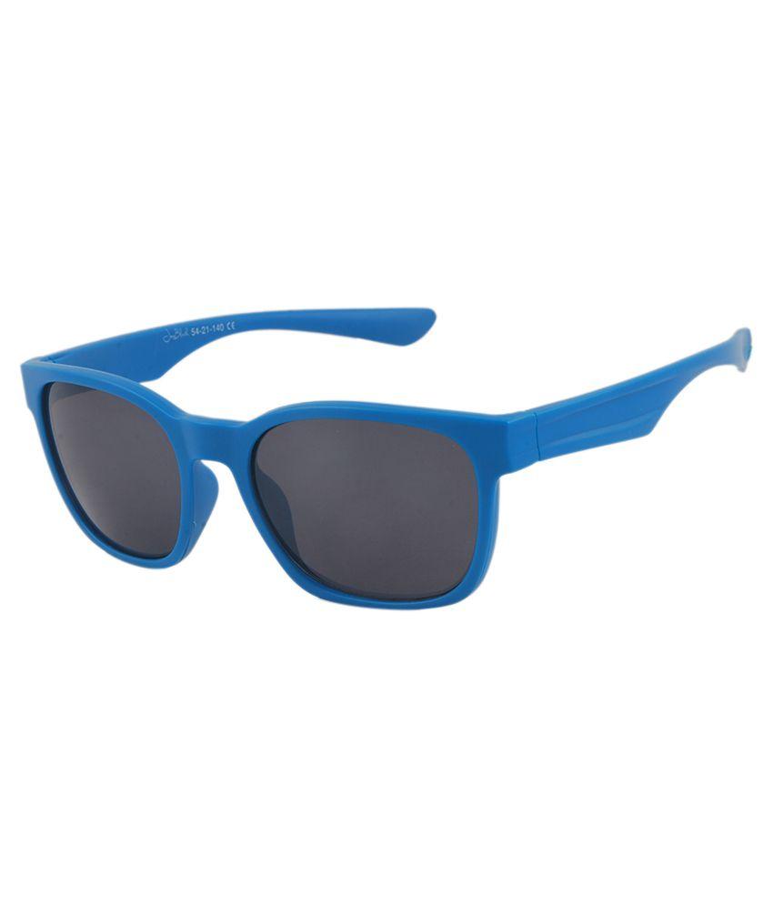 Joe Black - Gray Square Sunglasses ( jb-486-c3 )