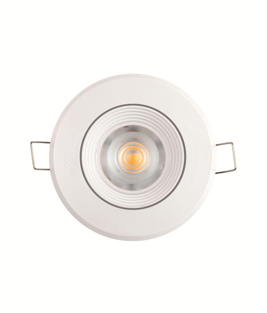 Osram Led fo Led Spot Light 4W Yellow Buy Osram Led fo Led