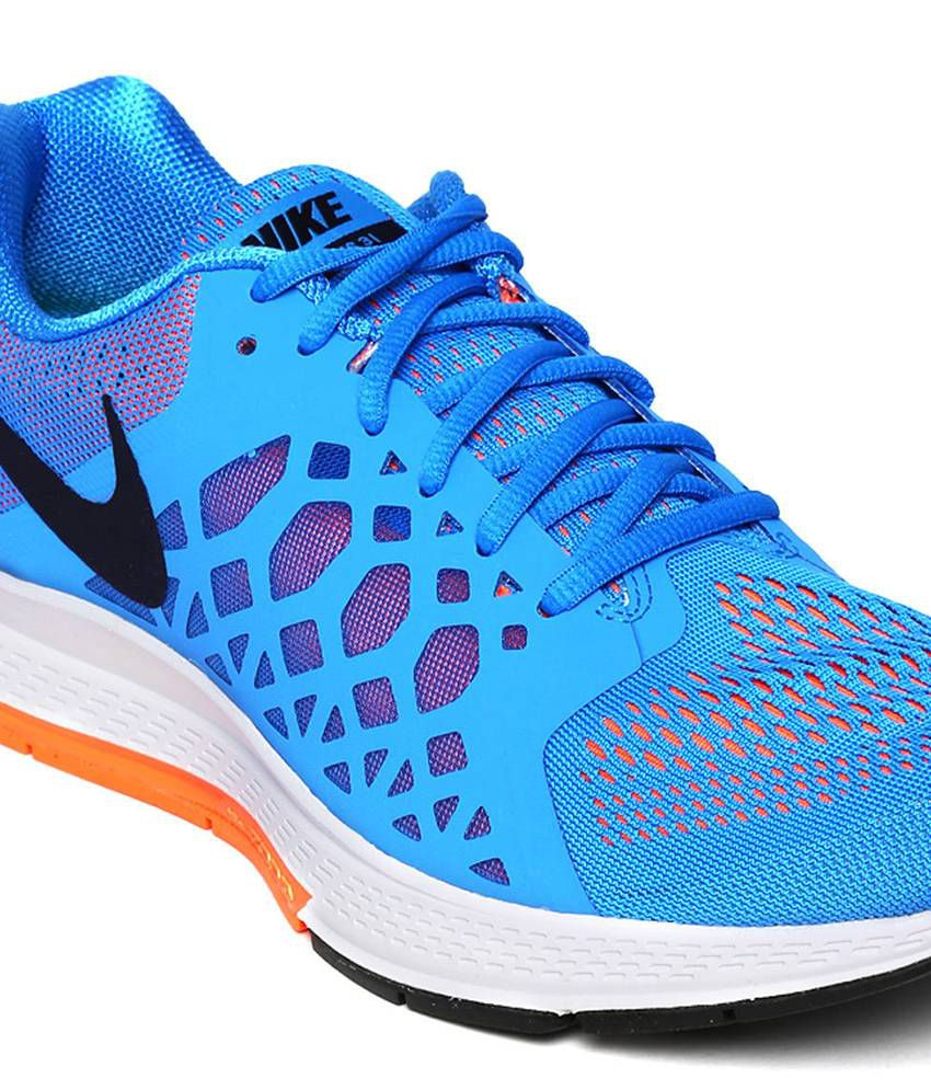 Nike Air Zoom Pegasus 31 Blue Sport Shoes