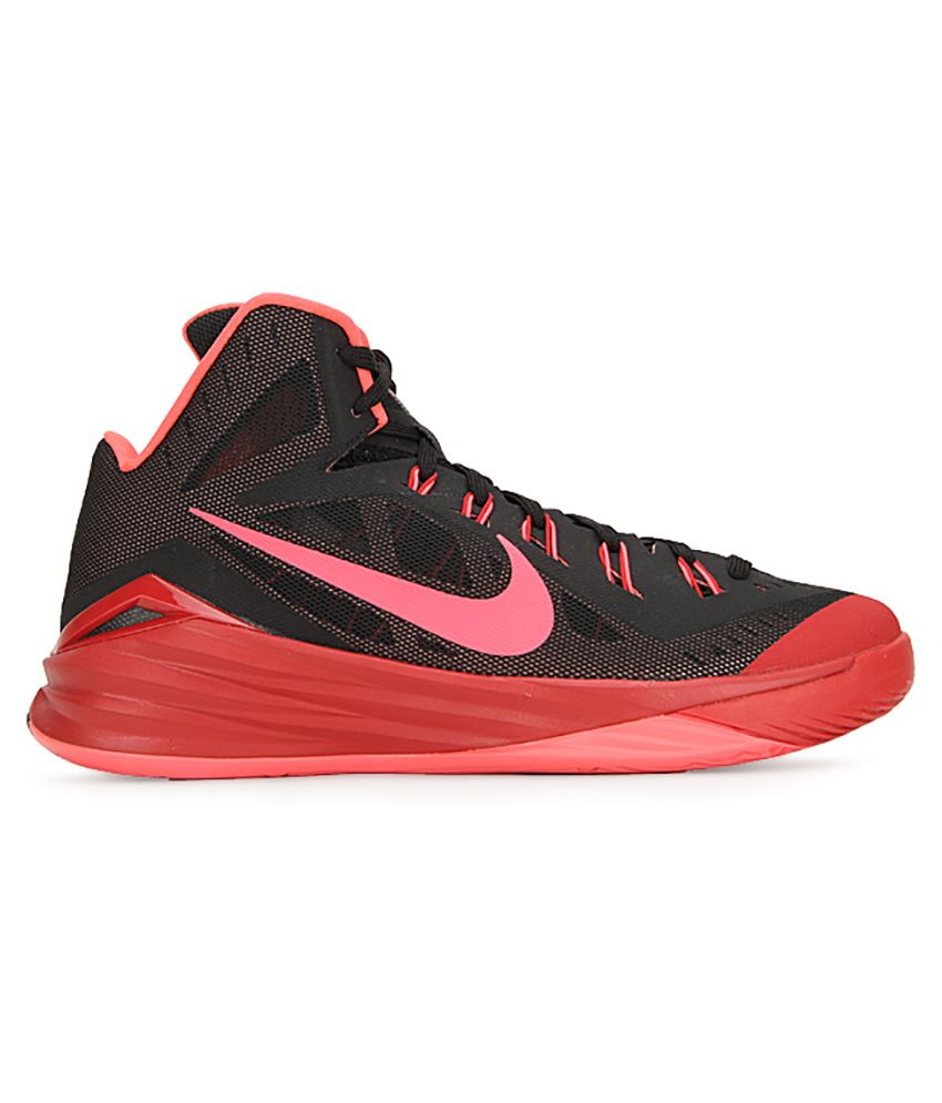 online store 9a495 4ea82 Nike Hyperdunk 2014 Black Sport Shoes Nike Hyperdunk 2014 Black Sport Shoes  ...