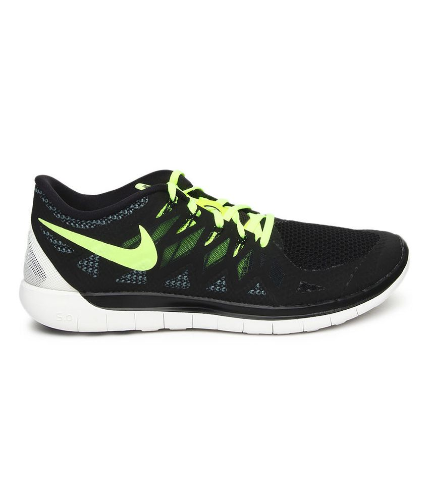 da05cbea32b0f Nike Free 5.0 Black Sport Shoes Nike Free 5.0 Black Sport Shoes ...