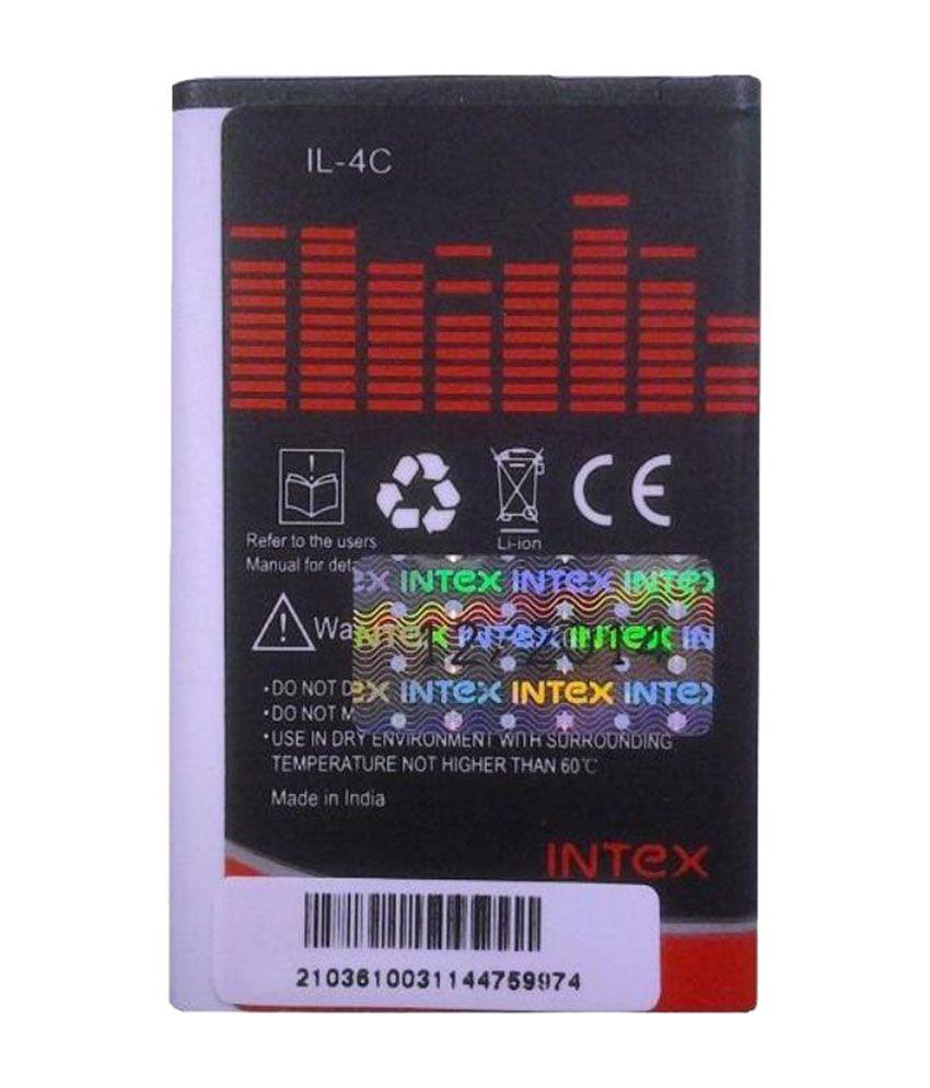 Intex-Bl4c-Battery-For-Nokia-6100,-2650,-6300,-C2,-X2-(850-Mah)