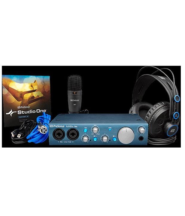 Presonus Audio Box Itwo Studio