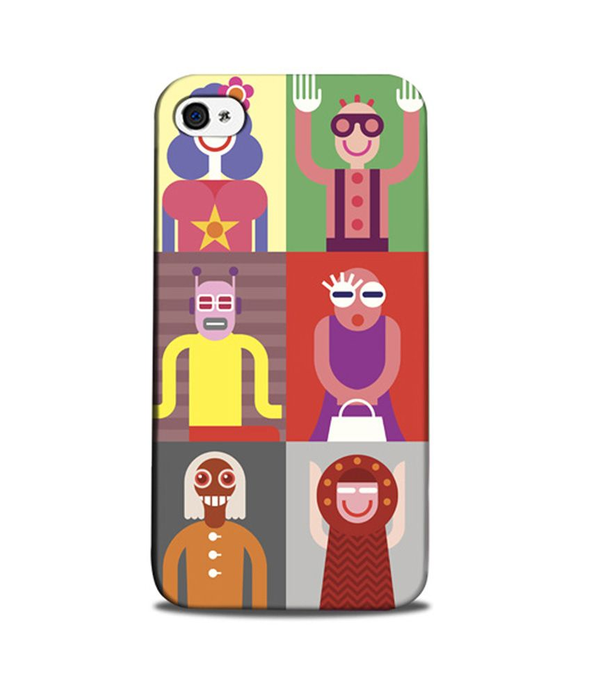 Apple iphone 5/5s Printed Covers by Styleo -