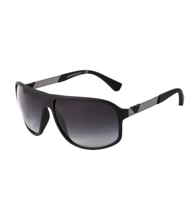 2f8f9abfb74 Emporio Armani Black Frame Large Men Sunglasses EA-4029-5063-8G - Buy Emporio  Armani Black Frame Large Men Sunglasses EA-4029-5063-8G Online at Low Price  - ...