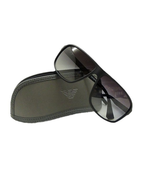 5d0df5c1 Emporio Armani Black Frame Large Men Sunglasses EA-4029-5063-8G