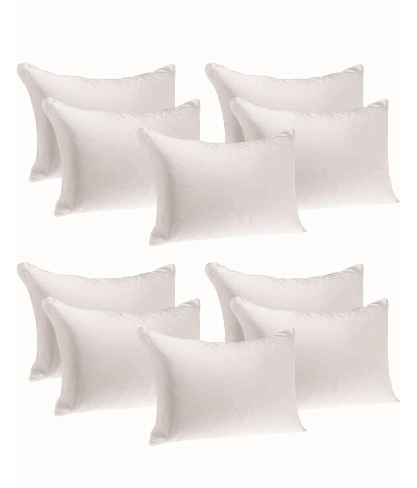 JDX Hollow Fibre VERY Soft Pillow (combo of 10) - 45x72