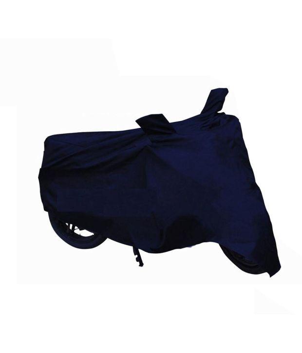 Spedy Blue High Quality Bike Body Cover For Honda Dream Neo