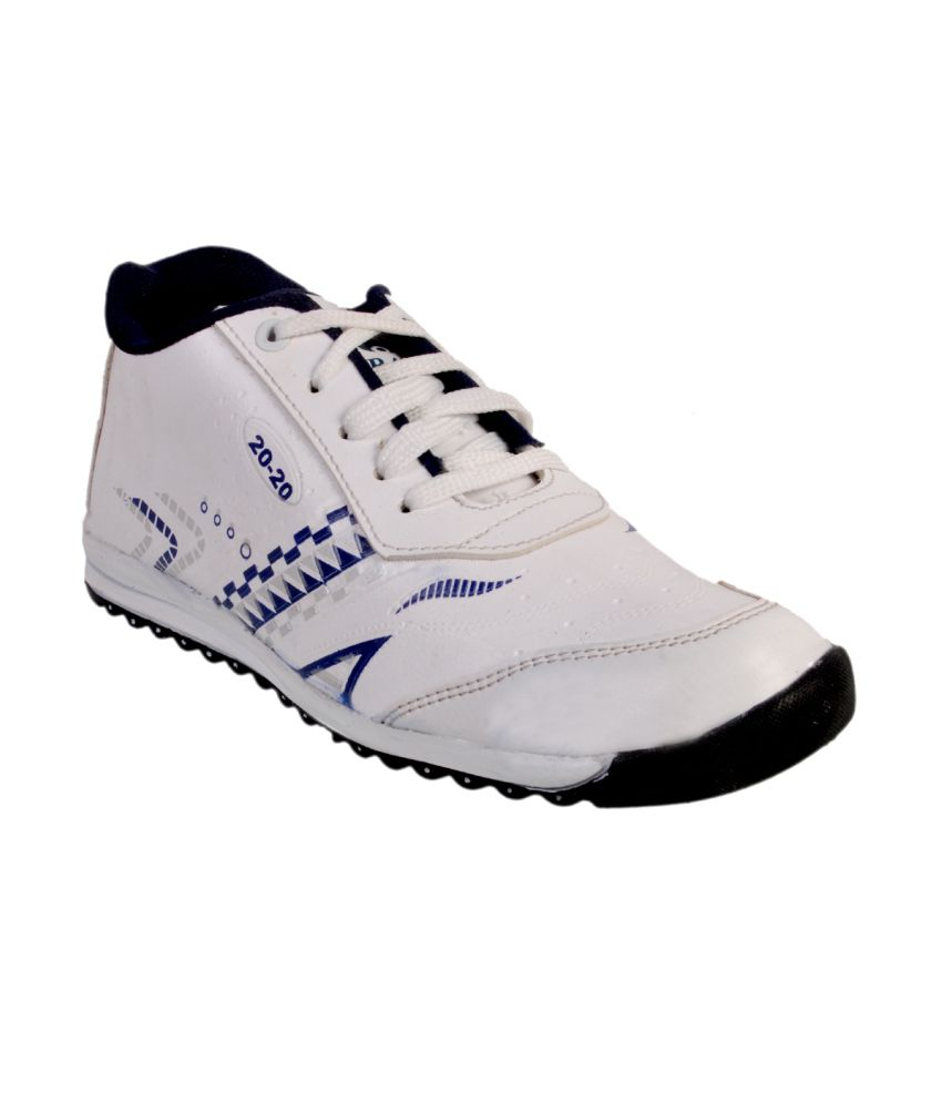 Versoba White Sport Shoes