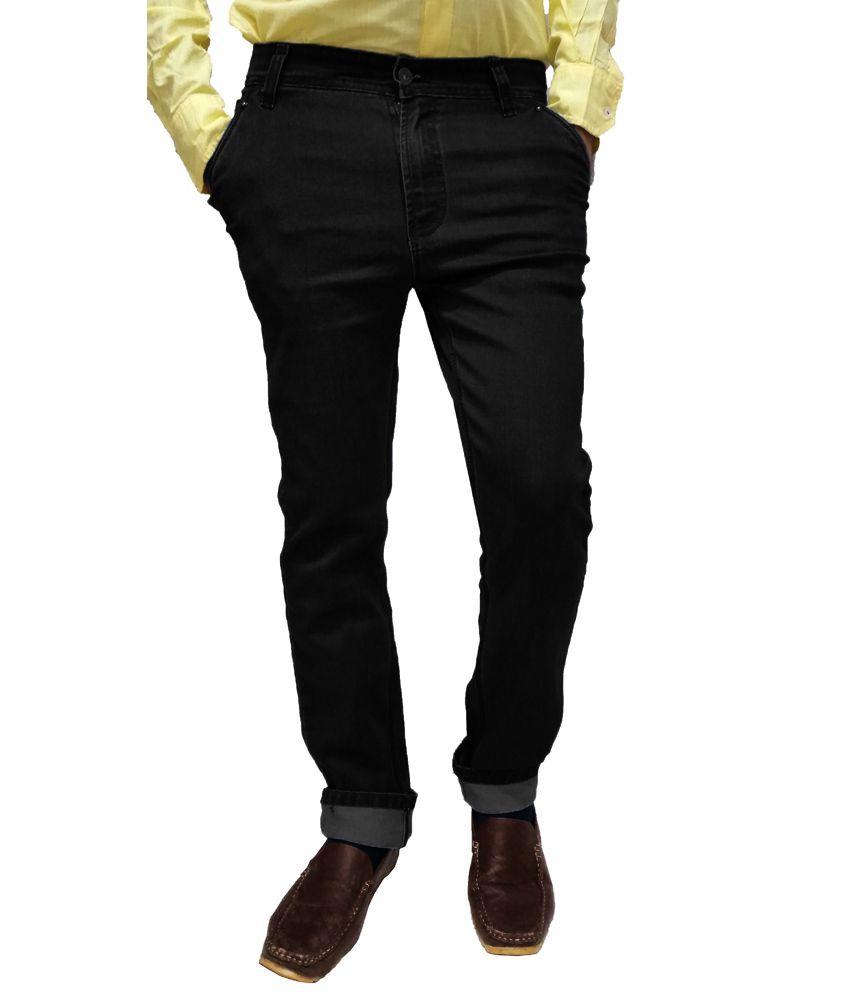 Donald Black Slim Jeans