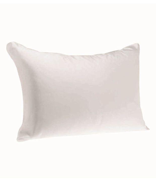 Jdx White Hollow Fibre Very Soft Pillow-38x72