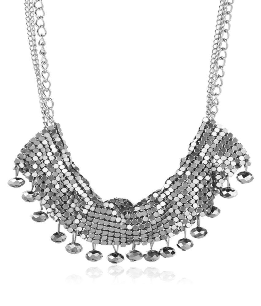 Krafftwork Silver Necklace