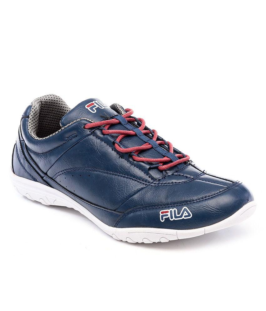Fila Nova Navy Casual Shoes Price in India  d9baec24b