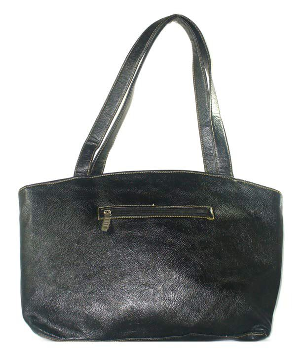 92eb26f192 Hamiroo Black Ladies Shoulder Bags - Buy Hamiroo Black Ladies Shoulder Bags  Online at Best Prices in India on Snapdeal
