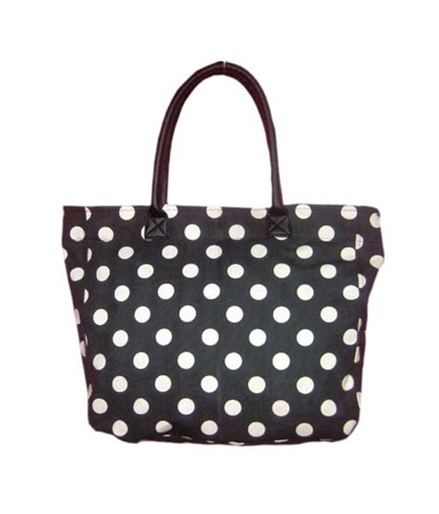 Hve Multicolour Canvas Cloth Shoulder Bags