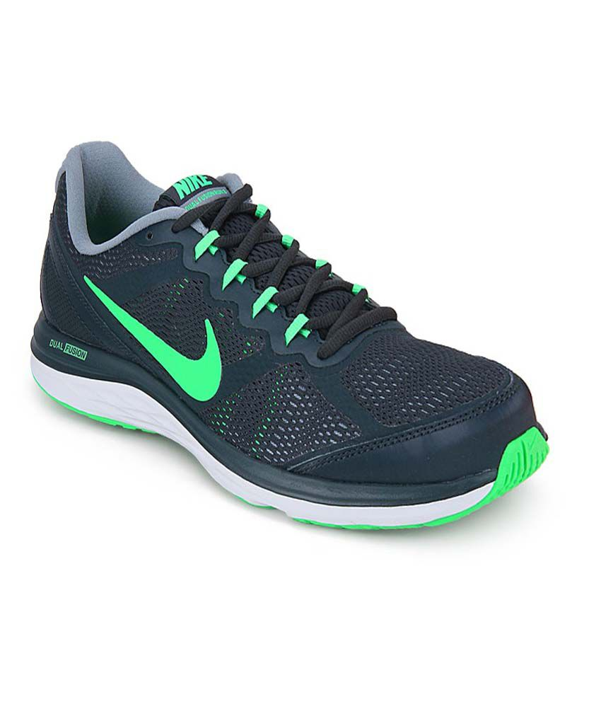 bas prix c5efc 2b6f8 Nike Dual Fusion Run 3 msl grey Running Shoes