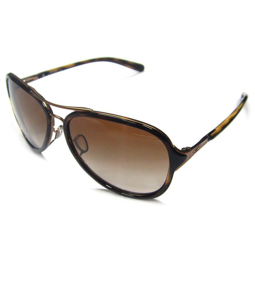 c08521ac35 Oakley Kickback OO 4102-01 Medium Sunglasses - Buy Oakley .
