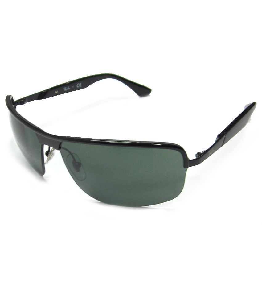 42d09ed51b Ray-Ban RB-3510-002-71 Size  65 Green Sport Sunglasses