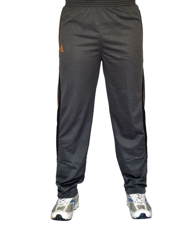 Aerotech Cotton Blend Trackpants Gray