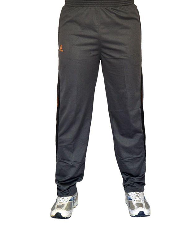 Aerotech Cotton Blend Trackpants Gray