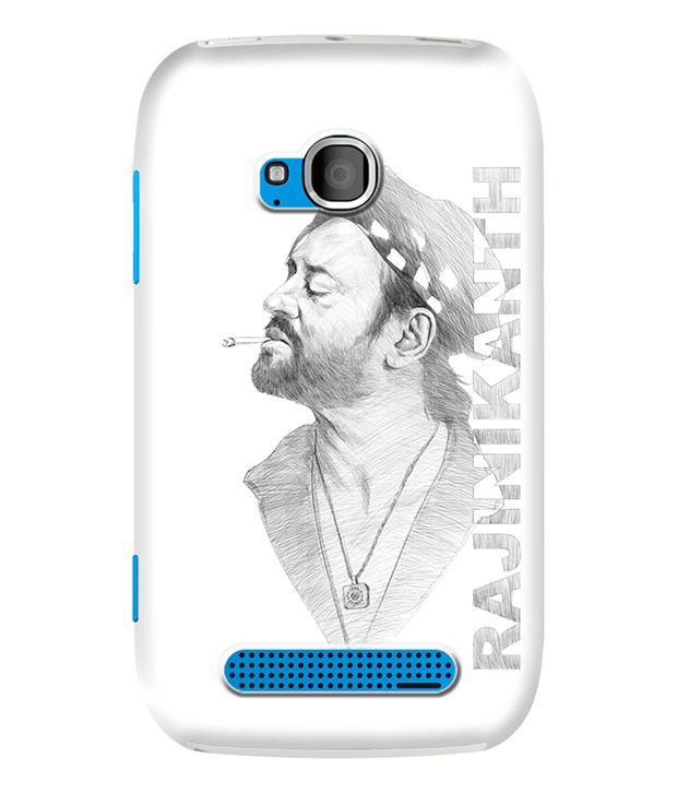 Dailyobjects rajinikanth pencil sketch case for nokia lumia 710