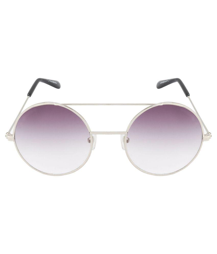 ad51dca5af HH Lite Purple Round Unisex Sunglasses - 2style2 - Buy HH Lite ...