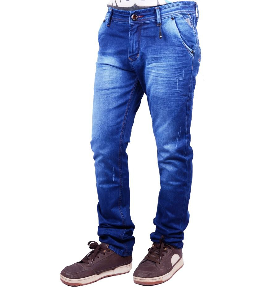 Meghz Narrow Fit Men's Jeans